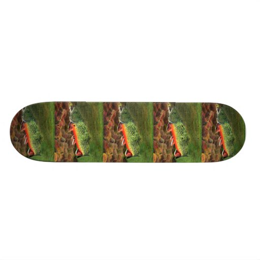 Winning art by  R. Denisyuk - Grade 11 Skateboard Decks