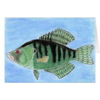Winning art by  R. Reyes-Williams - Grade 8 Greeting Cards