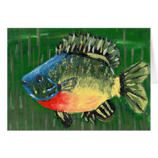 Winning art by  S. Darring - Grade 8 Greeting Card