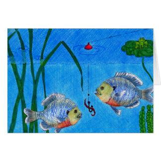 Winning Art By S. Reynard Grade 4 Greeting Card