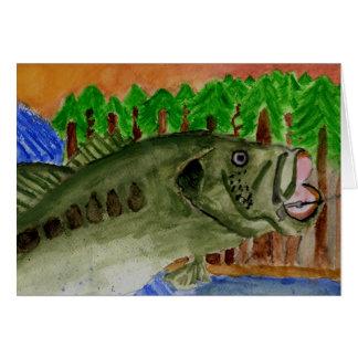 Winning Art By T. Amacker Grade 9 Greeting Card