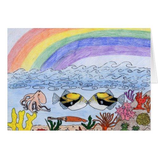 Winning art by  T. Dinh - Grade 11 Cards