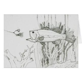 Winning Art By T. Kennedy Grade 7 Greeting Card