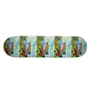 Winning Art By T Phillips Grade 4 Skate Board Decks