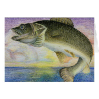 Winning Art By Y. Wang  Grade 9 Greeting Card