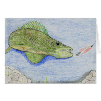 Winning artwork by A. Stieha, Grade 8 Greeting Card