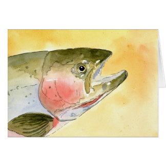 Winning artwork by C. Collingsworth, Grade 5 Greeting Card