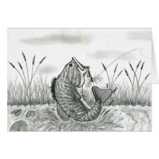 Winning artwork by D. Weaver, Grade 8 Greeting Card