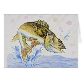 Winning artwork by G. Liu, Grade 6 Greeting Card