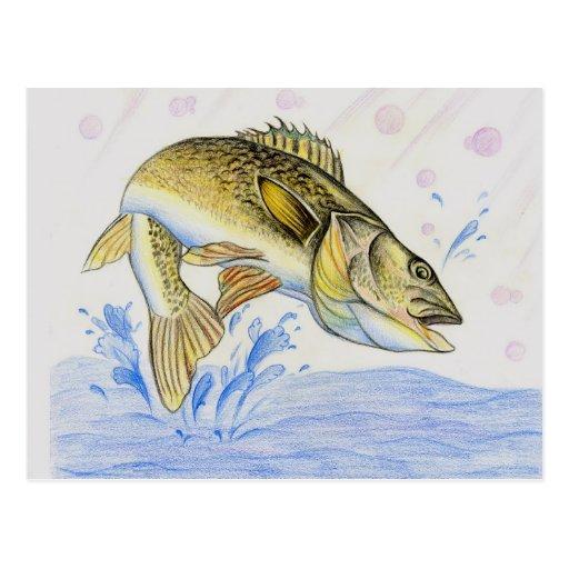 Winning artwork by G. Liu, Grade 6 Post Card