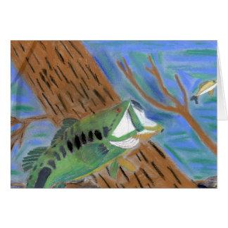 Winning artwork by H. Harp, Grade 4 Greeting Card