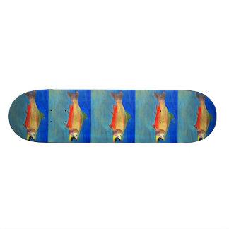 Winning artwork by J Coady Grade 9 Skateboard Decks