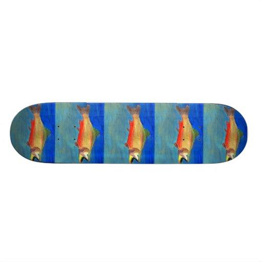 Winning artwork by J. Coady, Grade 9 Skateboard Decks