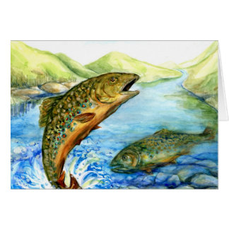 Winning artwork by J. Im, Grade 8 Greeting Card