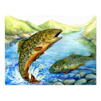 Winning artwork by J. Im, Grade 8 Postcard