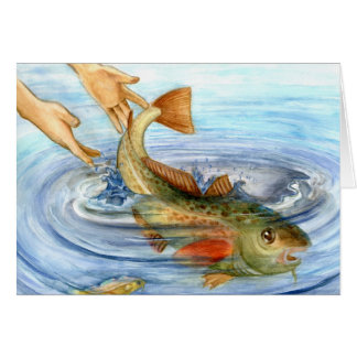 Winning artwork by J. Lin, Grade 10 Greeting Card