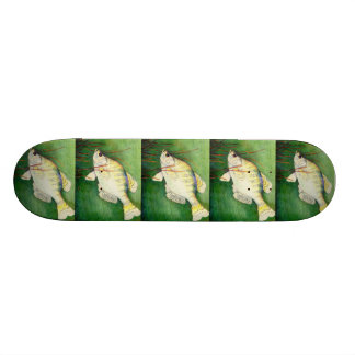 Winning artwork by M. Sone, Grade 10 19.7 Cm Skateboard Deck