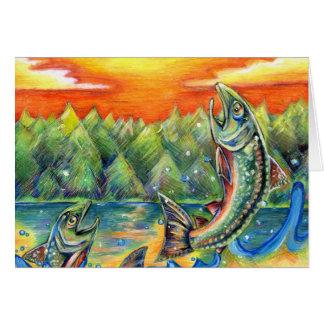 Winning artwork by R. Hasegawa, Grade 10 Cards