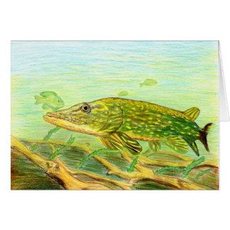 Winning artwork by R. Hinkens, Grade 5 Greeting Card