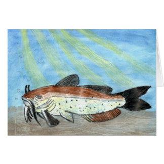 Winning artwork by S. Carter, Grade 6 Greeting Card