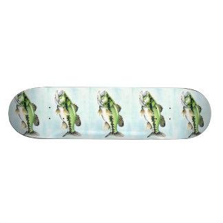 Winning artwork by S. Lynn, Grade 12 Skate Board Decks