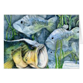 Winning artwork by T. An, Grade 9 Greeting Card