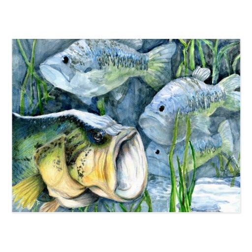 Winning artwork by T. An, Grade 9 Post Card