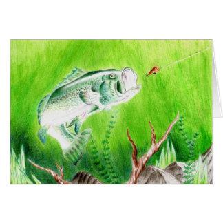 Winning artwork by T. Perkins, Grade 7 Greeting Card