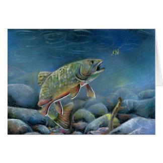 Winning artwork by Y. Pozynich, Grade 12 Greeting Card
