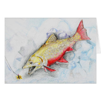 Winning artwork by Z. Xie, Grade 11 Greeting Card