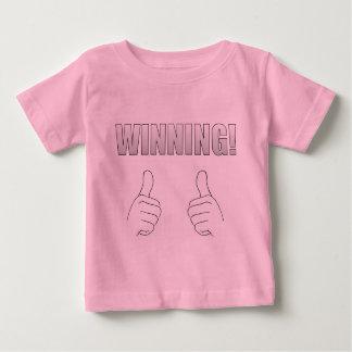 Winning! Baby T-Shirt