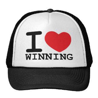 Winning Goddess Warlock Mesh Hats