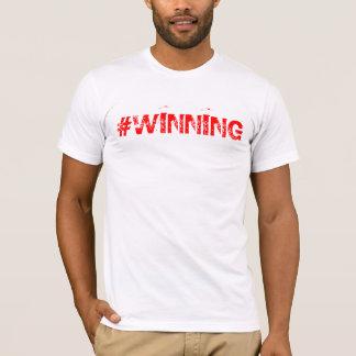 """""""Winning"""" hash-tag tee"""