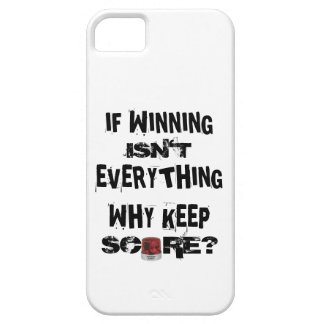 WINNING iPhone 5 COVER