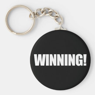 WINNING Keychain