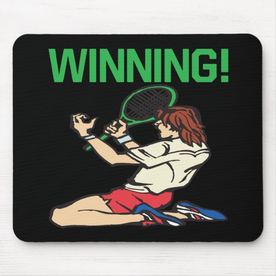 Winning Mouse Mat