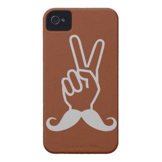 Winning Mustache custom color iPhone case-mate