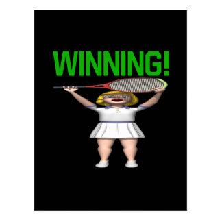 Winning Postcard