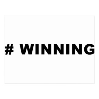 # WINNING POSTCARD