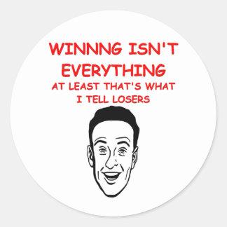 winning round stickers