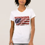 Winning - The United States of America Tshirts