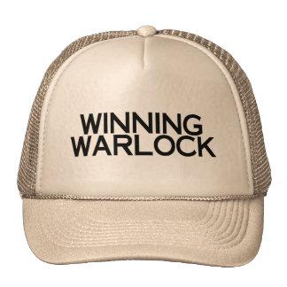 Winning Warlock Mesh Hats