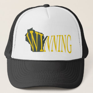 Winning Wisconsin Trucker Hat