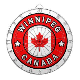 Winnipeg Canada Dartboard
