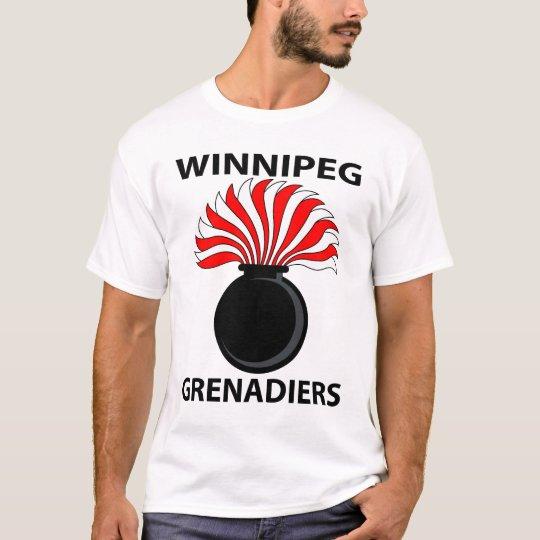 Winnipeg Grenadiers - Shirt