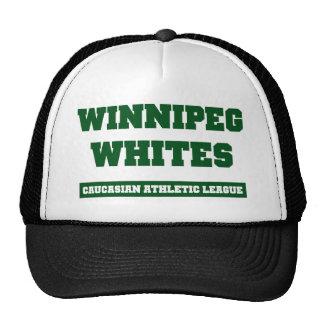 Winnipeg Whites Mesh Hat