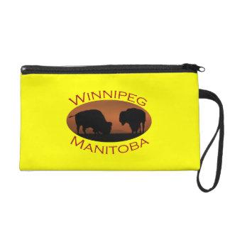 Winnipeg Wristlet Purse