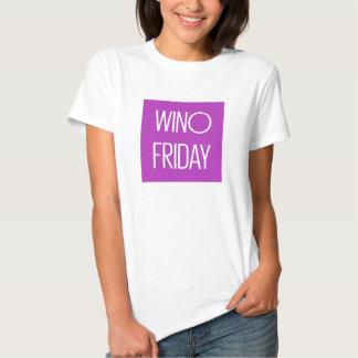 Wino 2 tshirts