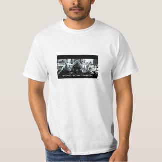 WIno, WI Devil's W T-Shirt