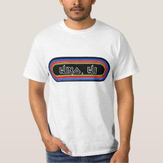 Wino, WI KLOS Snow T Tee Shirts